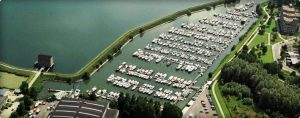Jachthaven-Luchtfoto