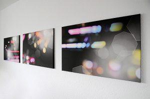 foto op canvas Rotterdam