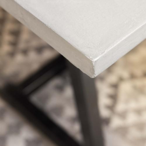 Kun je in de huiskamer betonvloer realiseren?