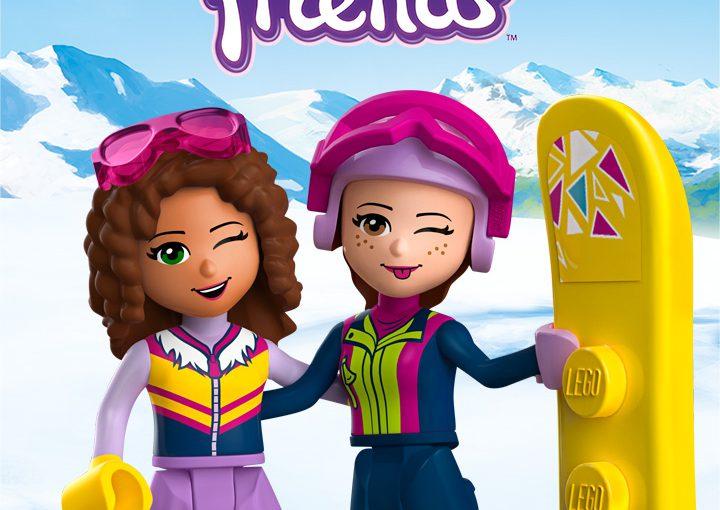 Lego friends als cadeau